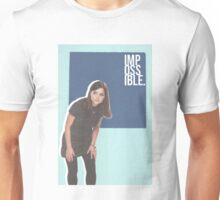 Impossible Clara - Doctor Who | #InfiniteTARDISMerch Unisex T-Shirt