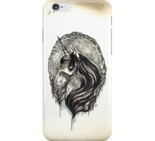 Dark Magic Unicorn iPhone Case/Skin