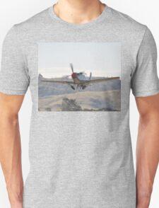 Hunter Valley Airshow 2015 Airshow - Mustang Take-off T-Shirt
