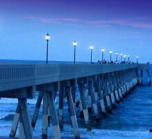 The Ocean Blue by Sharksladie