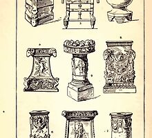 A Handbook Of Ornament With Three Hundred Plates Franz Sales Meyer 1896 0396 Metal Objects Altar by wetdryvac