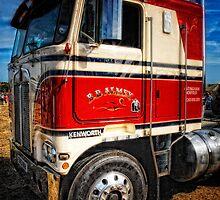 Trucking by Simon Duckworth