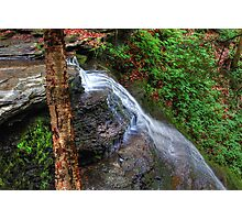 North Emery Falls Photographic Print