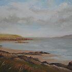 Portrane Coastline by Geraldine M Leahy
