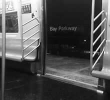 Bay Parkway Station by blion