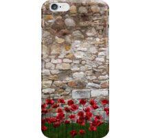 Tower walls iPhone Case/Skin