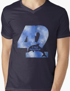 Thanks for all the fish Mens V-Neck T-Shirt