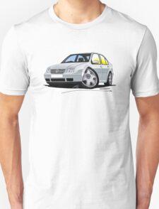 VW Bora Silver T-Shirt