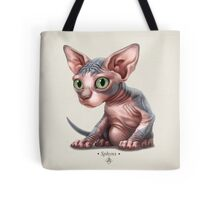 Cat-a-clysm: Sphynx kitten - Classic Tote Bag