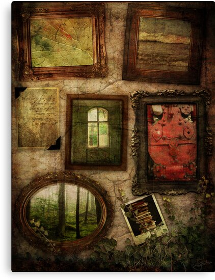 Chambers Of My Heart by Sybille Sterk