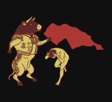 Bullfighting by funnyshirts