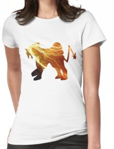 Raikou used thunder Womens Fitted T-Shirt