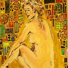 Klimt wanna be by christine purtle