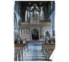 Holy Aisle Poster