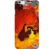 Firestorm iPhone Case/Skin