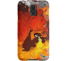 Firestorm Samsung Galaxy Case/Skin