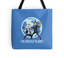 The Weekly Planet Tote Bag