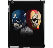 War. iPad Case/Skin