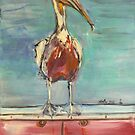 Pelican Pete by christine purtle