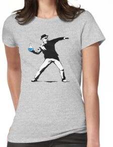 The Breaker Womens Fitted T-Shirt
