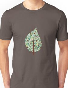 Ecology card design  Unisex T-Shirt
