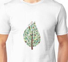 Ecology card design  Unisex T-Shirt