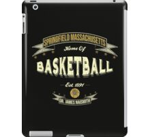 Vintage Basketball iPad Case/Skin