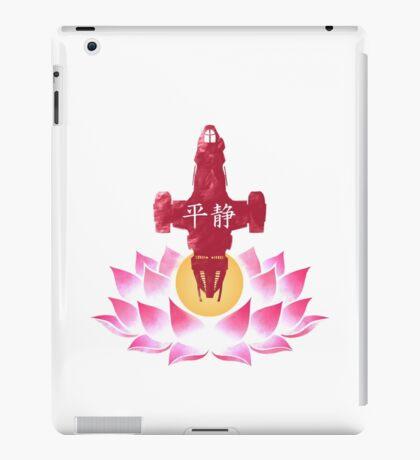 Serenity in Bloom iPad Case/Skin