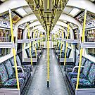 Tube Car by Philip Cozzolino