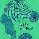 ZEBRA INFUSION by iwantajuicer