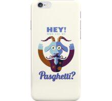 Pasghetti iPhone Case/Skin
