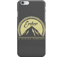 Erebor Mining Company iPhone Case/Skin