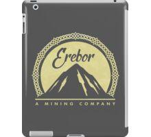 Erebor Mining Company iPad Case/Skin