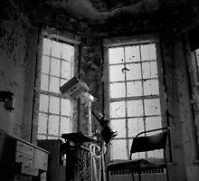 This Might Hurt a Little ~ West Park Asylum by Josephine Pugh