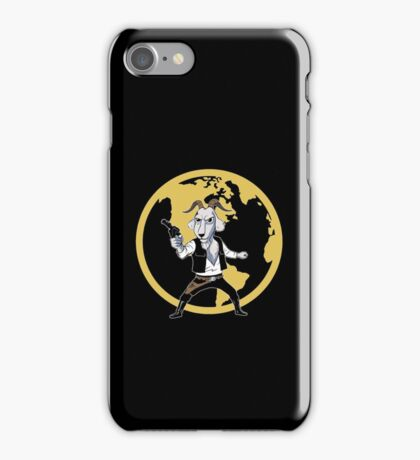 Goat Solo iPhone Case/Skin