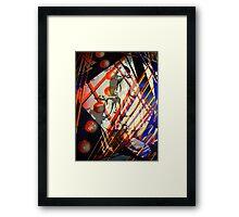 JESTER Framed Print