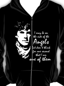 Sherlock - Angels T-Shirt
