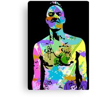 Zef 2014 Ninja Canvas Print