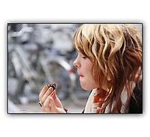 A weekend to Flanders - Yummy ...  Photographic Print