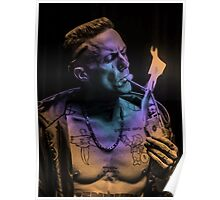 Zef Cash Money Poster