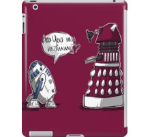Are you my mummy? - CHOOSE YOUR COLOR iPad Case/Skin