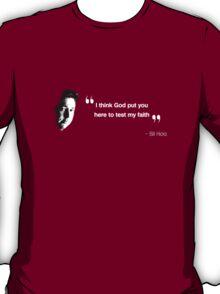 Faith by Bill Hicks T-Shirt