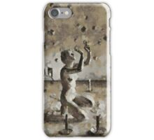 Raise the Spirits by Pierre Blanchard iPhone Case/Skin