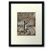 Raise the Spirits by Pierre Blanchard Framed Print