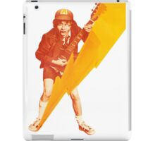 ACDC Angus Young Guitar iPad Case/Skin