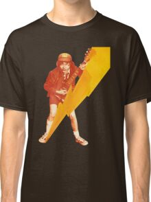 ACDC Angus Young Guitar Classic T-Shirt