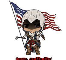 Assassins Creed III Connor by Rexdaboss