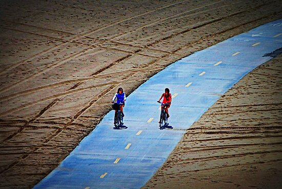 Bike Lane by saseoche