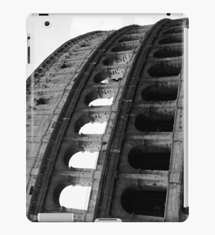 Before entering the Colosseum (iPad Case) iPad Case/Skin