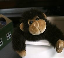 Plush Monkey Business by patjila